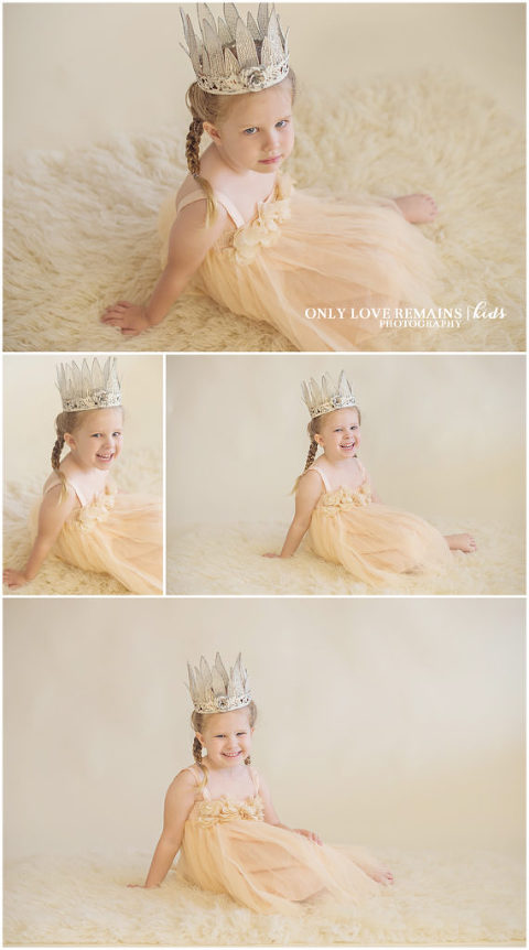 Princess Sessions in Pearland TX