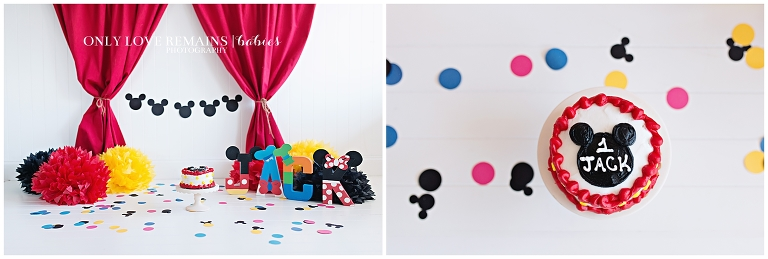 Pearland 1st Birthday Photography
