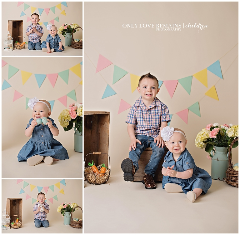 Childrens Easter Mini Sessions Houston