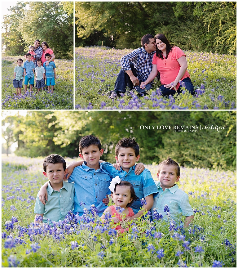 Family Sessions in Houston by Only Love Remains Photography