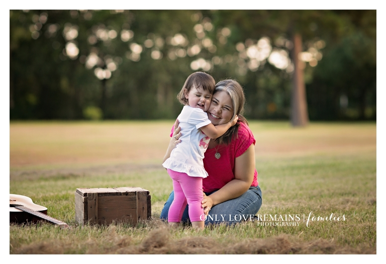 Mommy and Me Pearland Photographer