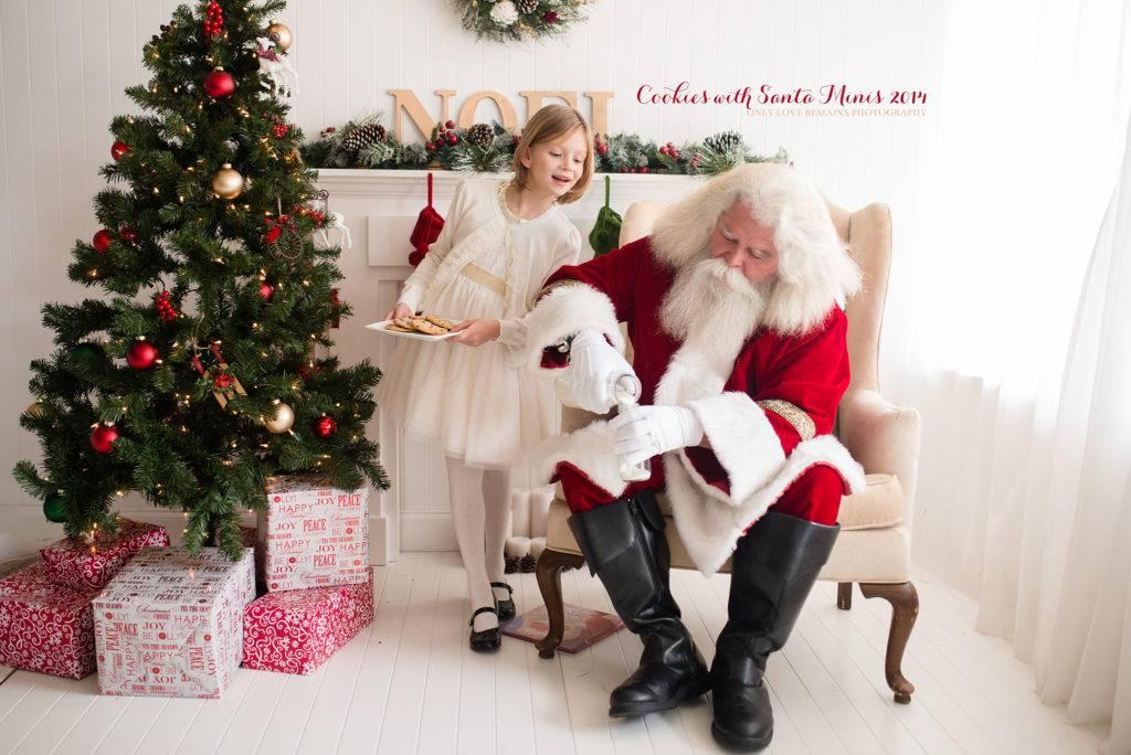 houston Santa session
