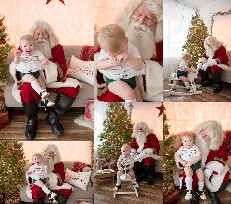 sessions with santa claus