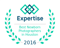 Pearland natural light studio voted Top 21 Newborn photographers out of 789